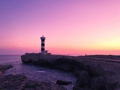 L I G H T H O U S E L O V E   #leuchtturm #lighthouse #coloniasantjordi #lighthouselovers #igspain #santjordi #ambiente #romance #instamood #moody #moodygrams