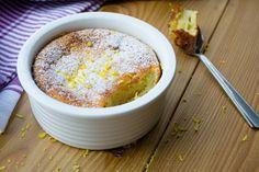 Microwaveable Lemon Cake Recipe Desserts with lemon cake mix, unsweetened applesauce, meringue powder, water, cool whip, vanilla instant pudding
