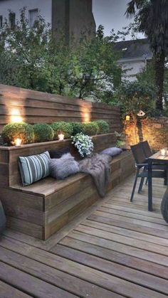 Garden life. Live this idea