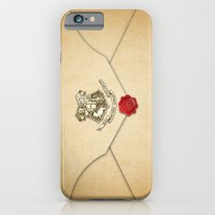 HARRY+POTTER+ENVELOPE+iPhone+&+iPod+Case+by+Sophie+-+$35.00