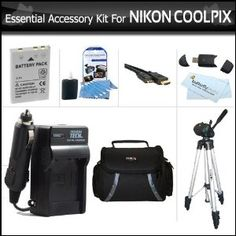 I ordered the accessory kit at the same time that I ordered my P500, particularly for the AC/DC charger, additional battery, and camera case.