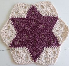 Atty's : Pattern/Photo Tutorial Star Blanket