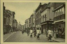 Ginnekenstraat 1950. BREDA