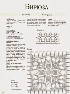 As Receitas de Crochê: Blusa de crochê