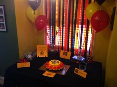 Hunger Games Birthday Party
