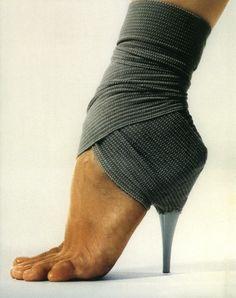 Jeremy Scott, Body Modification, 1996Photographer: Ali Mahdavi…