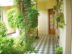 casas coloniales en Argentina Home, Sweet Home, Colonial Style, House, Beautiful Homes, Printed Tile, Garden Design, Exterior, Deco