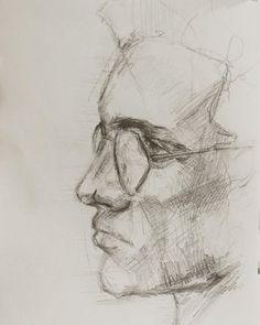 Portrait Portrait Drawing Reference, Line Drawing, The Secret History, Daily Drawing, True Art, Graffiti Art, Portrait Art, Painting Techniques, Sketchbooks