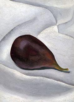 Georgia O'Keeffe (American, 1887 – 1986) Fig, 1924