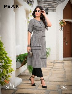 100 miles presents cotton designer long kurti online whilesale supplier ,Peak Catalog Wholesaler and Biggest Stockist. Printed Kurti Designs, Silk Kurti Designs, Kurta Designs Women, Kurti Designs Party Wear, Blouse Designs, Dress Neck Designs, Stylish Kurtis Design, Kurta Neck Design, Kurti Sleeves Design