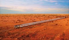 GSR Indian Pacific Sydney to Perth
