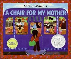 A Chair For My Mother - Picture Book to Teach Secondary