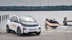 Torqeedo Electric Boats Will Use BMW I3 Batteries Electric boats from German company Torqeedo will soon start using BMW i3 lithium-ion battery system. Torqeedo's Deep Blue line of inboard and outboard motors will be equipped with the model's battery pack. According to Torqeedo, the current models can be used for around five hours at a speed of...