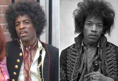 Andre 3000 como Jimi Hendrix