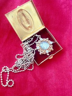 VSA Designs new San Benito/St. Benedict necklace pic.twitter.com/mBVxDdOc