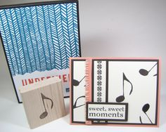 Darling card using a carved stamp. This one was sent in by Kristin Sobolik who is from North Dakota. #undefined