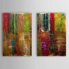 【今だけ☆送料無料】 アートパネル  抽象画2枚で1セット レトロ調 壁画 模様 茶色【納期】お取り寄せ2~3週間前後で発送予定