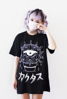 CACTUS T-Shirt – OMOCAT