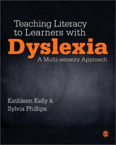 Great book that uses a multi-sensory approach to teaching literacy to children with dyslexia and specific literacy difficulties.