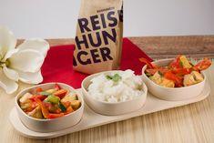 Exotisch geht es weiter! Rotes Thai-Curry zaubert einen Hauch Fernost auf euren Teller.
