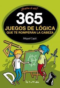 Juegos de lógica que estimularán las capacidades intelectuales de  de forma lúdica y divertida http://rabel.jcyl.es/cgi-bin/abnetopac?SUBC=BPBU&ACC=DOSEARCH&xsqf99=1859639