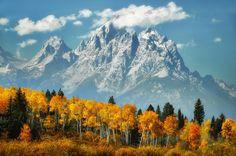 Photographie du jour #274 : Mountain Magic