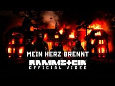 (2) Rammstein - Mein Herz Brennt (Official Video) - YouTube Till Lindemann, Soundtrack, Running Music, Foundation Sets, American Air, Olympic Swimmers, Old Music, Cover Songs, Air France