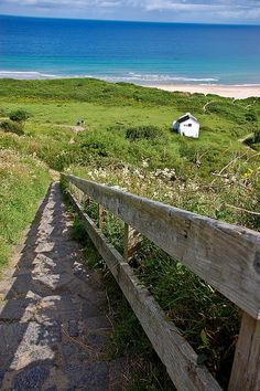 Whitepark Bay, Northern Ireland (Been There)