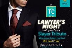 All legal metal fans in Delhi this Friday: Lawyers night Slayer tribute at TC Cafe Green Park Metal Fan, 1 Live, Green Park, Live Band, Lawyers, Fans, Friday, Advice, Night
