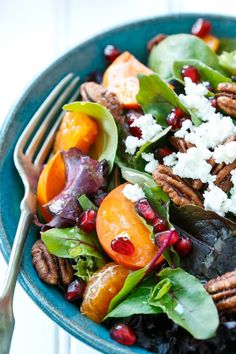 Winter Salad with Citrus Vinaigrette is great as a main course or side dish. You'll definitely be making this again.