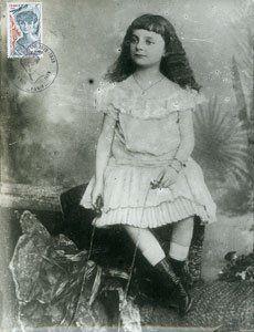Portrait of Anna de Noailles, 1880's