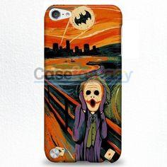 Scream Batman And Joker iPod Touch 5 Case | casefantasy