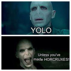 hahaha! Voldie.