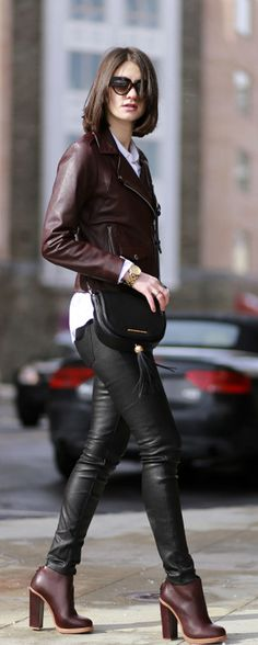 Sandro Jacket, Vince Pants, Marc By Marc Jacobs Bag, Prada Sunglasses