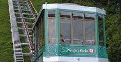 Falls Incline Railway - Niagara Falls Canada #Pretty Great Weekend Getaway Contest