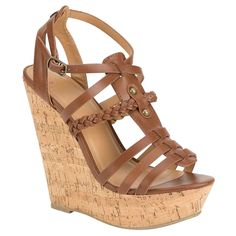DELICIOUS Spine Womens Gladiator Wedges    Read more reviews of the product  by visiting the cb49b99854d