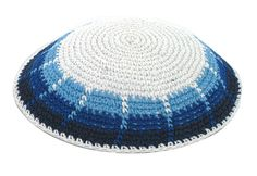 Great Quality Tight weave Hand knitted kippahs with an option of engraving