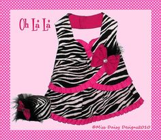 Dog Clothes Pattern To Sew Harness Dress & by MissDaisyDesignsShop, $7.99