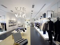 Flagship Adidas SOHO See How They Turned An Athletic Brand Into A Fashion Icon Boutique Interior DesignRetail