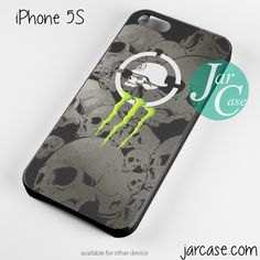 monster energy metal mulisha Phone case for iPhone 4/4s/5/5c/5s/6/6 plus