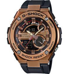 CASIO G-SHOCK Reloj - GST-210B-4AER rojo o rosa