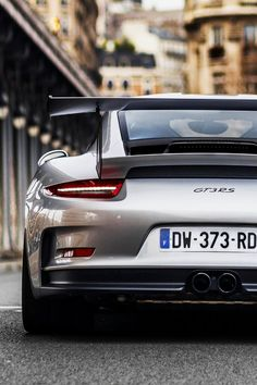 To the love of all things Porsche | myheartpumpspetrol:   GT3RS | Kevin VC