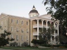 Texas Small Town Adventures: Haunted Houses in Austin: Austin State Hospital