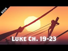 The final week of Jesus' life culminated in a controversial week in Jerusalem during Passover. In this video, we'll explore the Gospel of Luke chs. Book Of Solomon, Jesus History, New Testament Bible, Bible Words, Bible Book, Gospel Of Luke, Kings Of Israel, Religious Studies, Fear Of The Lord