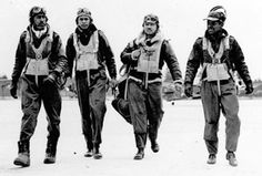 Tuskegee Airmen became elite group of pilots.