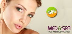 Med & Spa - $495 en lugar de $990 por 1 Facial de Triple Efecto con Microdermoabrasión + Oxigenoterapia + Lifting. Click: CupoCity.com