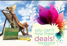 You Can't Miss These Deals!