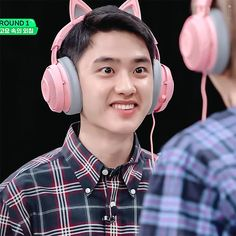 Find images and videos about kpop, gif and exo on We Heart It - the app to get lost in what you love. Kyungsoo, Chanyeol, D O Exo, Exo Do, Exo Ot12, Kaisoo, Exo Lockscreen, Boys Are Stupid, Exo Korean