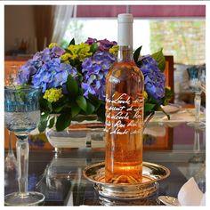 Rosé Secret de Léoube, vin côtes de Provence, au Brésil