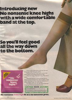 """Knee-hi's--except for that part about the """"comfortable band""""...It strangled my too-skinny legs!!"""